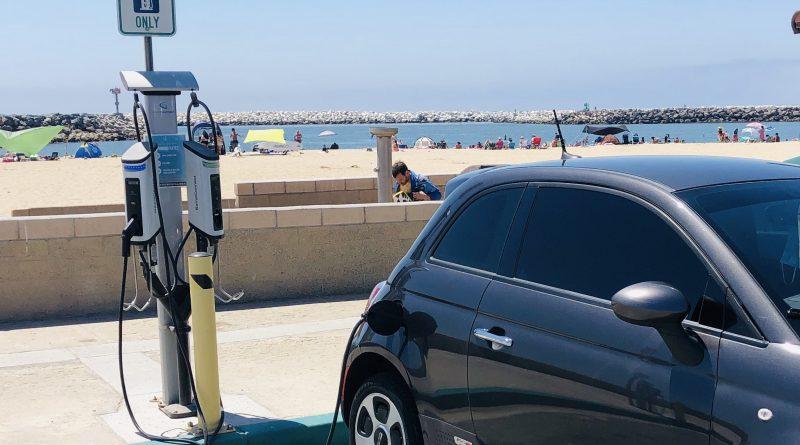 Ventura EV charging stations