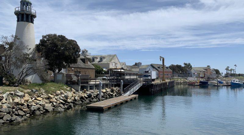 Fisherman's Wharf Channel Islands Harbor