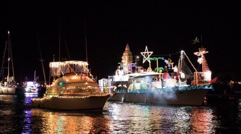 Ventura Christmas Boat Parade 2020 Ventura County cancels 2020 Parade of Lights – The Log