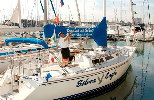 Marina del rey illegal charters