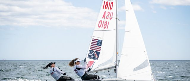 Women's sailing Olympics