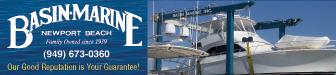 Basin Marine Advertisement