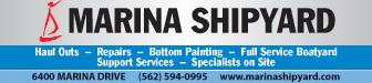 Marina Shipyard Advertisement