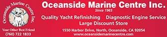 Oceanside Marine Advertisement
