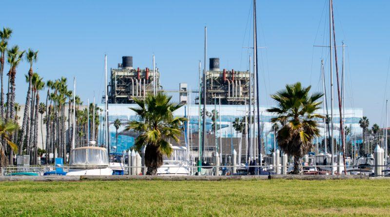 Redondo Beach AES plant