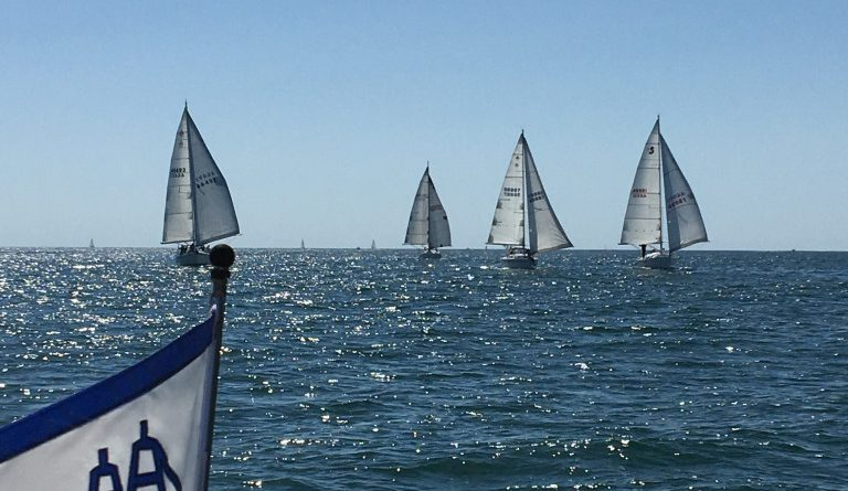 Dana West Yacht Club annual charity regatta