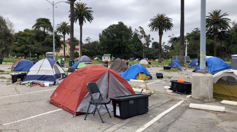 sanctioned safe campsite