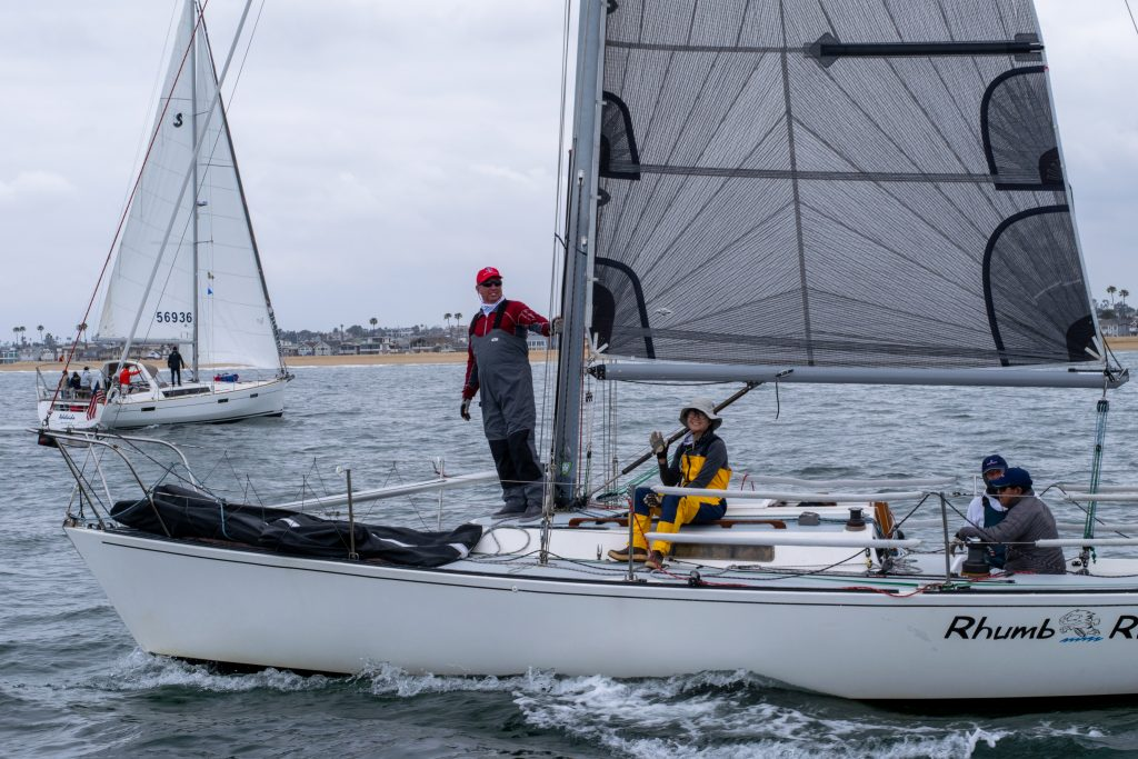 Newport to Ensenada International Yacht Race