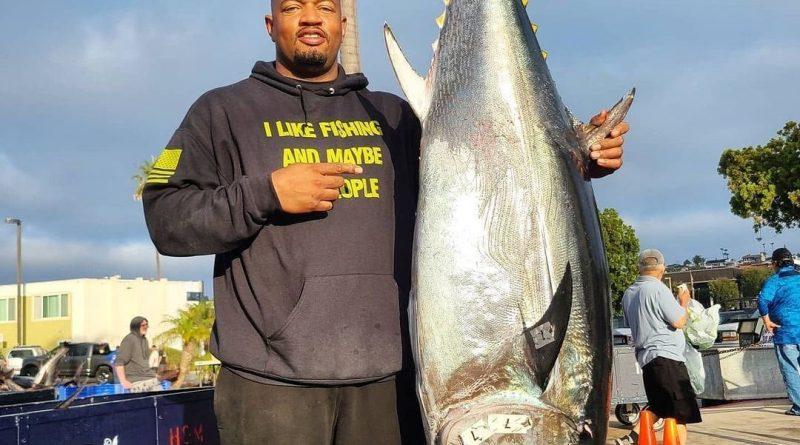 Spirit of Adventure bluefin tuna