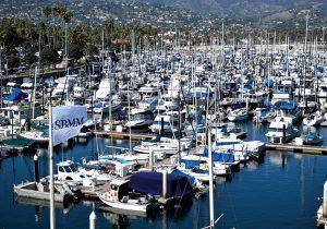 Santa Barbara Harbor Slips