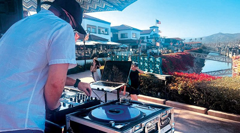 Ventura Harbor DJ
