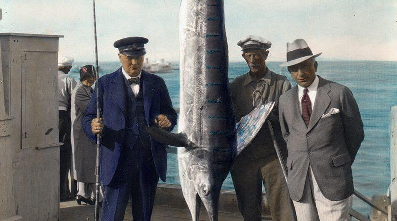 Winston Churchill Marlin