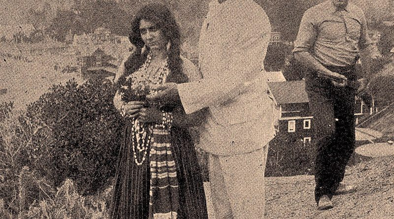 The Love of an Island Made silent film