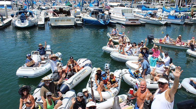 Low Tide Yacht Club Dinghy Poker Run 2021