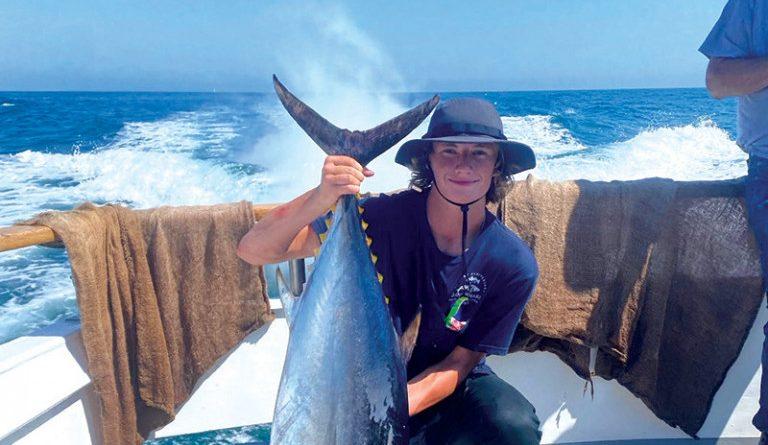 Dana Wharf Sportfishing bluefin tuna